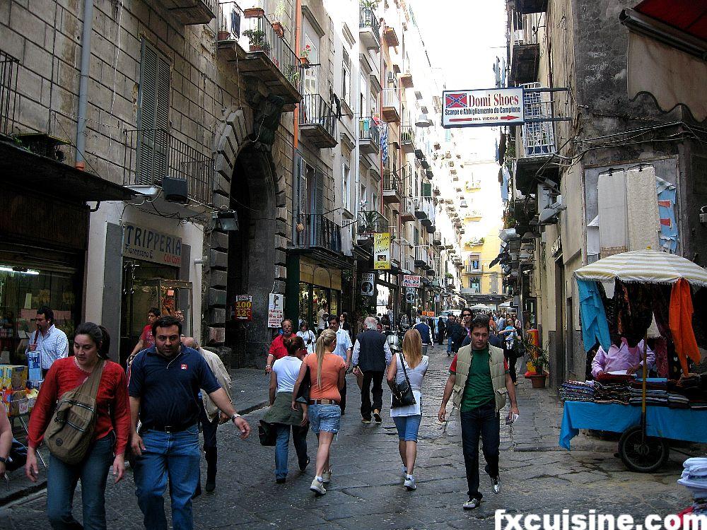 specialty of Napoli,napoli town