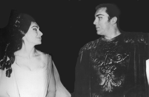 Maria Callas as Norma